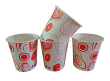 7oz advertising paper hot drink cup