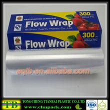 LLDPE plastic fresh keeping food fresh film