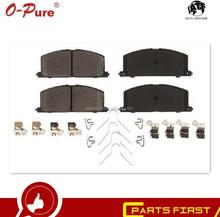 brake pads toyota 105.02420 for Toyota Celica