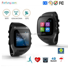 Fashion Sports SIM Phone For Android mobile watch phone 3g