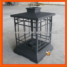 Large Pagoda Fire Pit Outdoor Patio Garden Fireplace Wood Burning Burner Metal