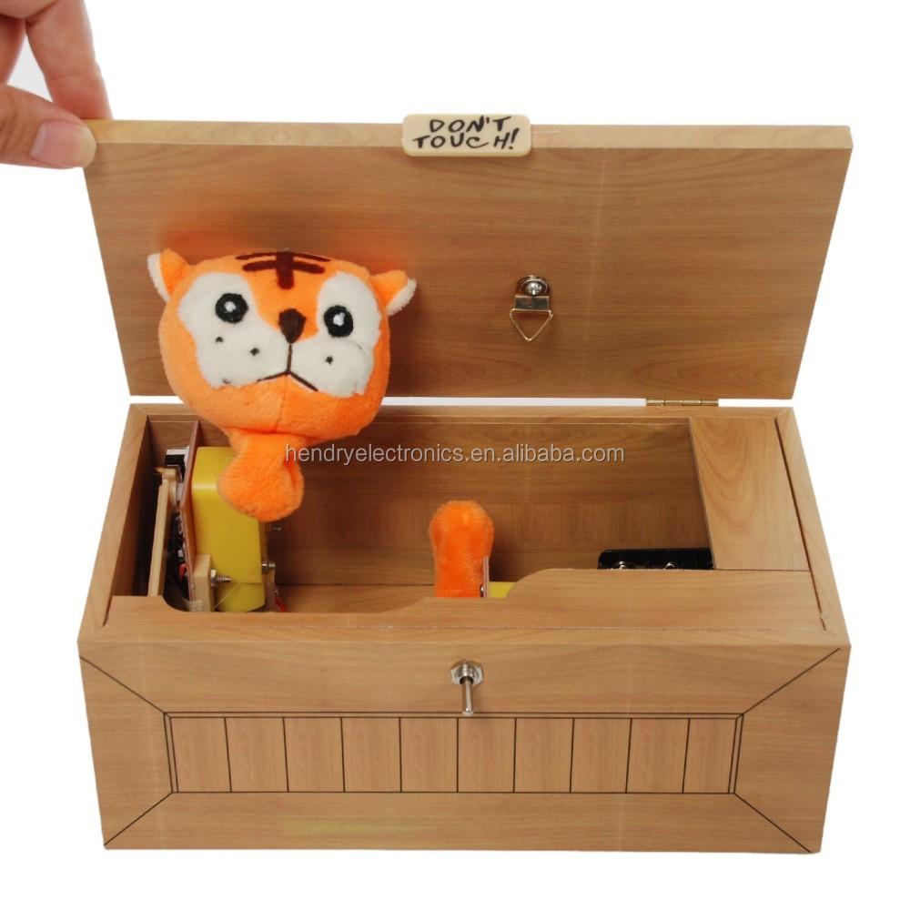 Creativo si spegne inutile scatola fai da te, lasciami in pace ...