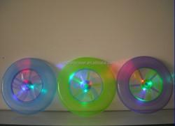 children toy & light up toy & flashing frisbee