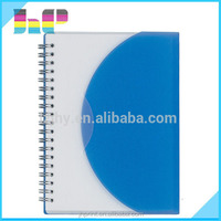 Experienced printing manufacture careful crafted spiral notebook printing
