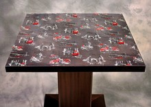 pvc adhesive table cloth