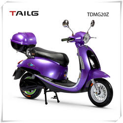 mini electric motorcycle for sales tailg scooter electric 800w motocicleta eletrica adultosTDMG20Z
