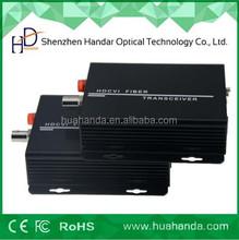 Big-Sale 1/2/4/8 channel HD-CVI Video Digital Fiber Converter 20KM FC/LC/ST connector CE FCC ROHS passed 3 years warranty