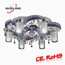 hot sell hotel lighting cristal chandelier