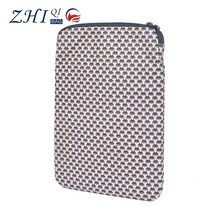 Promotional cheap student travel canvas shockproof tablet cover case with full print for android tablet pc