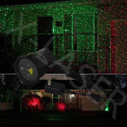 light christmas light projector outdoor laser lighting with ce rohs. Black Bedroom Furniture Sets. Home Design Ideas