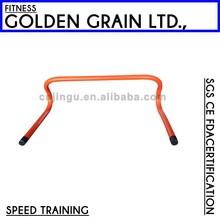 hot sale plastic adjustable Agility speed training hurdle
