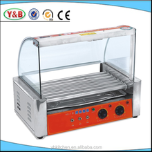 Roller Grill For Hot Dog/Fast Food Equipment Roller Grill For Hot Dog