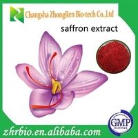 Powder Crocin and Safranal Low Price/100% Natural Organic Saffron P.E, Saffron Extract