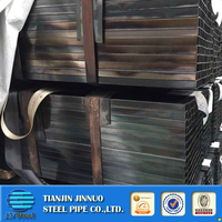 cold rolled black annealed steel pipe furniture