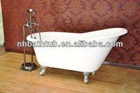 Cast-Iron Slipper Bath