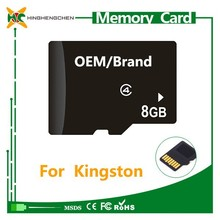 mobile phone 2gb memory card price for 16GB 32GB 64GB custom logo sd card