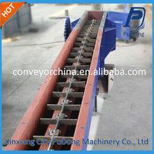 El desgaste- resistiendo raspador transportador de cadena para el gránulo