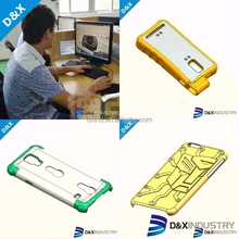 Professional cell phone case plastic moulding