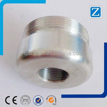 inside and outside thread precision cnc machining aluminum parts
