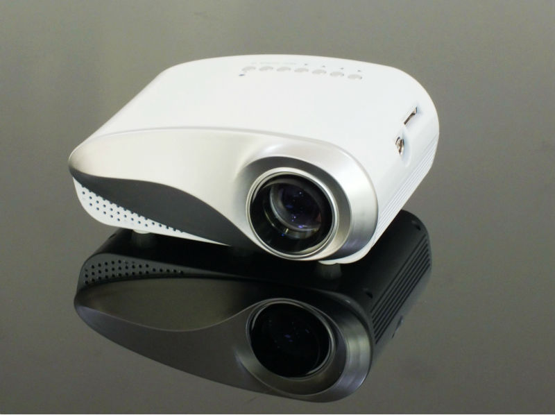 2015 christmas gift best choice mini led projector with tv for Best mini projector 2015
