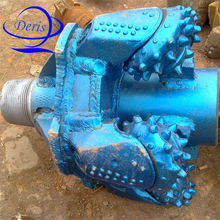 big diameter oil hole drill bit/assembly of the drill bit