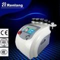 Grasa cavitación ultrasónica dispositivo para el hogar pérdida de peso de la máquina / RF--Pro Cryolipo