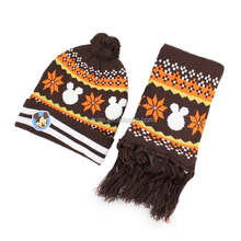 winter children knitted men suit jacquard weave scarf hat/hight quanlity
