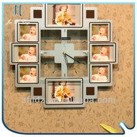 2013 Popular Personalized Fancy Home Decoration Fashion Wall Clock