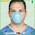máscara de polvo con gancho