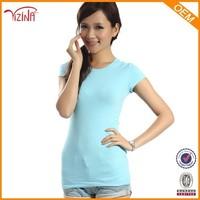 Wholesale Women Cheap Blank T-shirt In Stock