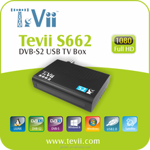 USB Receiver Box satellite DVB-S2 PCTV TUNER