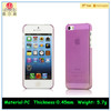Blank PC phone case for iphone ,PC phone case for iphone 5 5S