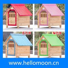 Factory Best Sale Wooden Garden Dog Houses