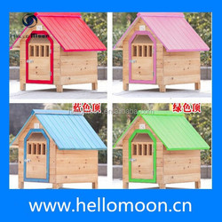 Factory Best Sale Wooden Garden Dog Houses