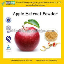 100% Natural Apple Extract Polyphenols with High Quality