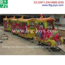 Popular carnival Amusement park electric mini children train ride