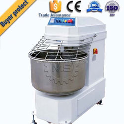 Automatic durable spiral bread dough mixer for sale