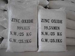 High quality tech grade paint coating rubber white zinc oxide powder/ZnO manufacturer