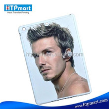 2015 idea gift customised silicon sublimation case for ipad air