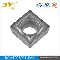 Superior wear resistance square SCMT09T304 cnc insert machine blade