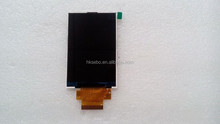 3.5inch 320*480 resolution IPS tft lcd panel with capacitive touch panel