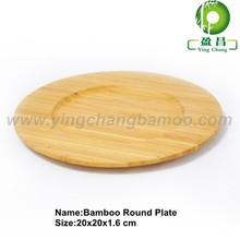 piatto di bambù piatto usa e getta di bambù bambù piatto e piatto