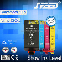 Printer Consumables Refillable Ink Cartridge for HP 920 with German Ink