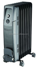 Oil Filled Electric Radiator with 3 Heat Settings