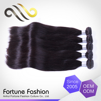 Lowest Cost Soft And Luster Unprocessed Raw Brazilian Celebrity Natural Remy Hair Extension