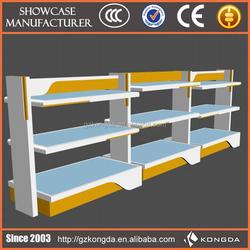 2015 NEW design shop rack,reception desk display case