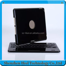 For iPad Air 2 360 Rotating Swivel Bluetooth Keyboard Case