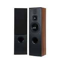 Fountek P3108 3 way Floor-standing Hifi speakers in home audio,High end speakers in home audio