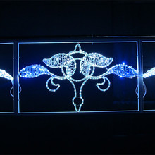 Motif christmas night flash led decoration light/decorative led lights/led decorative series lights