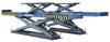 AA4C hydraulic auto lift motorcycle scissor lift